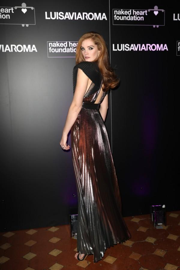 LuisaViaRoma宣布与Naked Heart Foundation 慈善基金达成合作关系