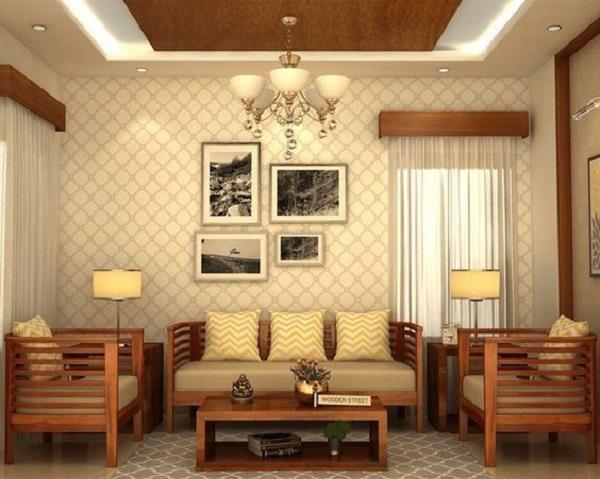 木質沙發  圖片源自87designs. net