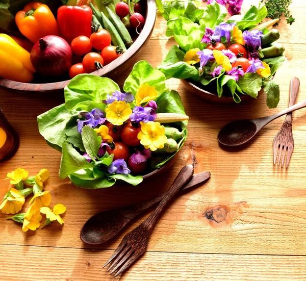 春天的节令食物  图片来自watchfit.com