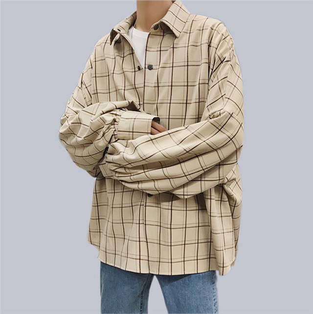 """别怕会变程序员 格纹衬衫是最能助你衣品UP的""""外套"""""""