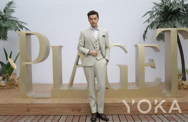 Piaget伯爵品牌大使胡歌出亮相Possession时来运转系列新品发布会(图片来源于品牌)