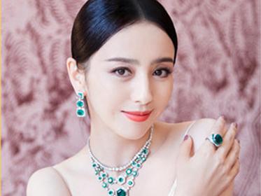 那些比花還嬌艷欲滴的女星 都少不了珠寶的點綴