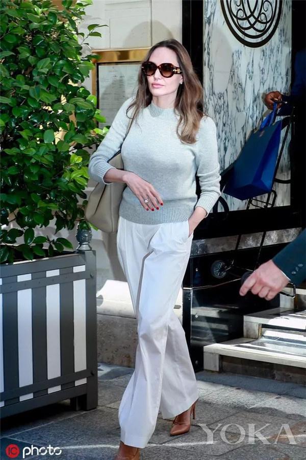 Angelina Jolie(图片来源于IC)