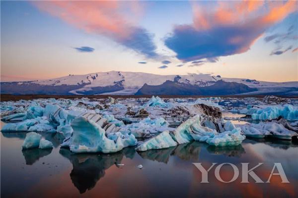 冰河湖(图片来历于贰测别贰尘)