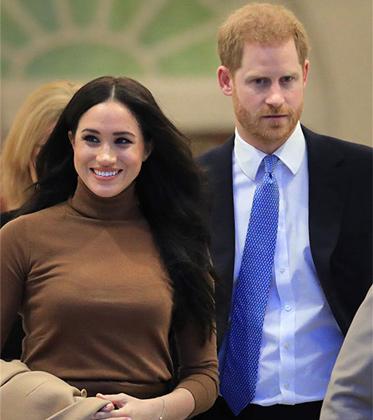 王室风云:哈里梅根退出英国王室,