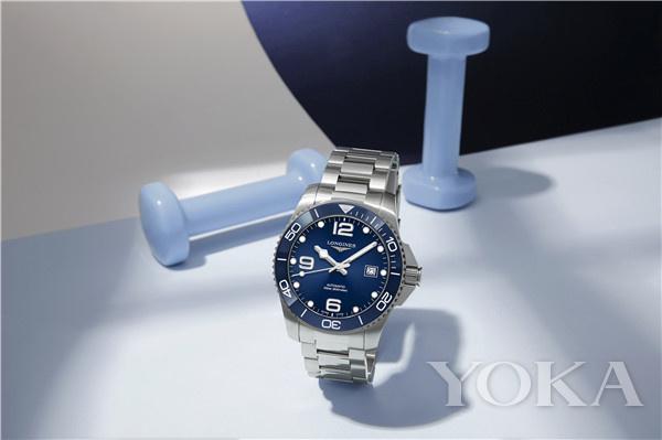 单品推荐:浪琴表康卡斯潜水系列腕表(图片来源于品牌)