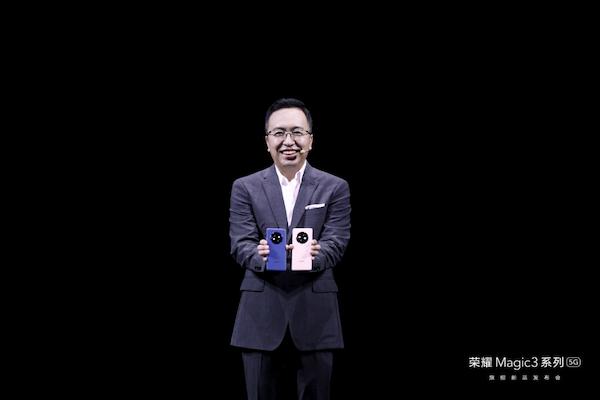 荣耀Magic3系列发布,推出全新计算摄影平台