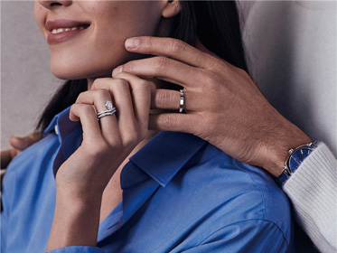 金九银十结婚季,这些珠宝腕表通通拿下!