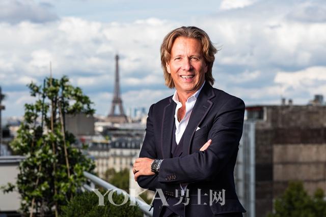 法国都彭董事会主席长Alain Crevet先生