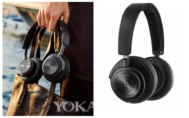 Beoplay H9主动降噪无线包耳式耳机 – 黑色,零售价:RMB 3,898。