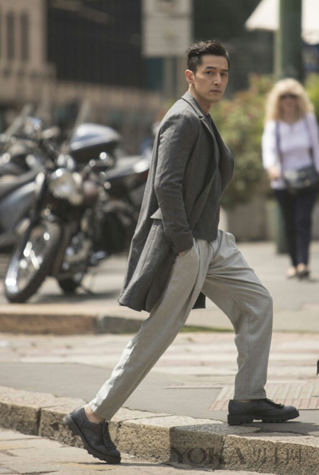 这条胡歌吴亦凡都爱穿的裤子 赶紧给我来一打!