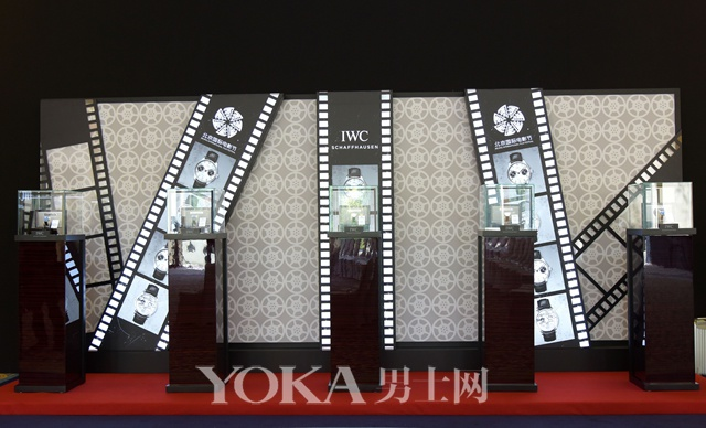 2017年,iwc万国表将第五度携手北京国际电影节,荣任第七届北京国际电影节指定腕表品牌及官方时计合作伙伴
