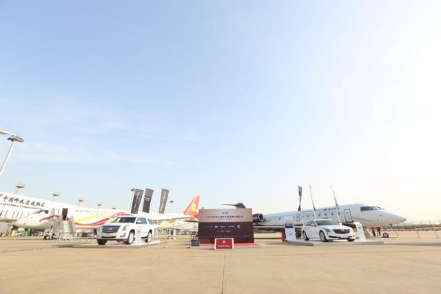 2017亚洲公务航空展 (abace2017)期间,铂雅公务航空(global wings)携手亚洲最为卓越的公务机运营商耀莱航空集团等二十大全球精品行业巨擘,荣耀揭幕亚洲公务机领域唯一顶级空中生活方式共享平台。