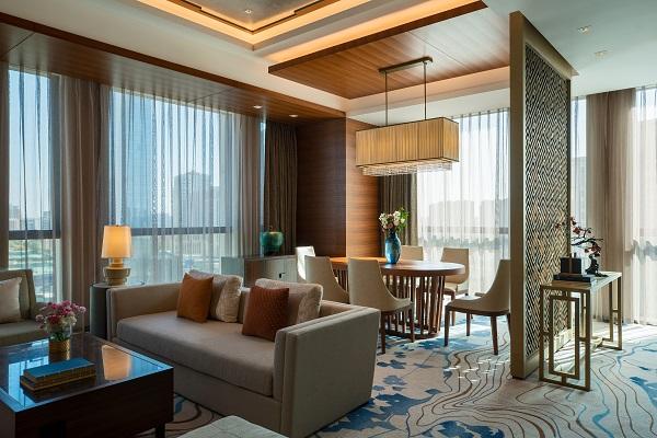 北京新青海喜来登酒店套房